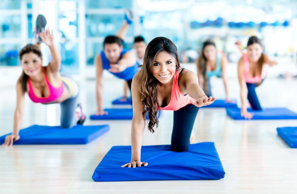 Фитнес для похудения девушек
